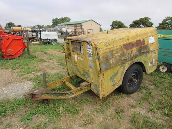Gardener Denver Compressor w/Ford Ind. Dsl