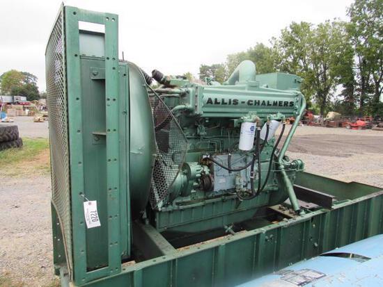 Allis Chalmers Engine