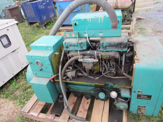 Onan JC 12 KW Generator w/ATS