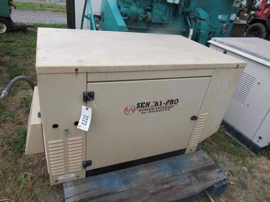 Gillette 12 KW Generator