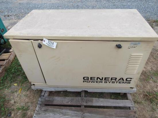 Generac 12 KW Generator