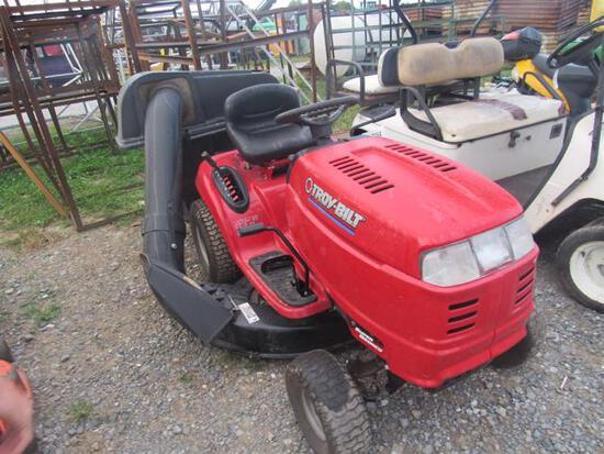 "Troybilt Super Bronco 42"" Riding Mower"