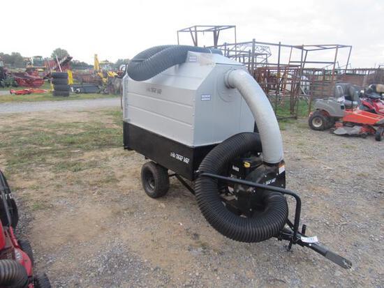 Trac Vac 580 Leaf Vacuum