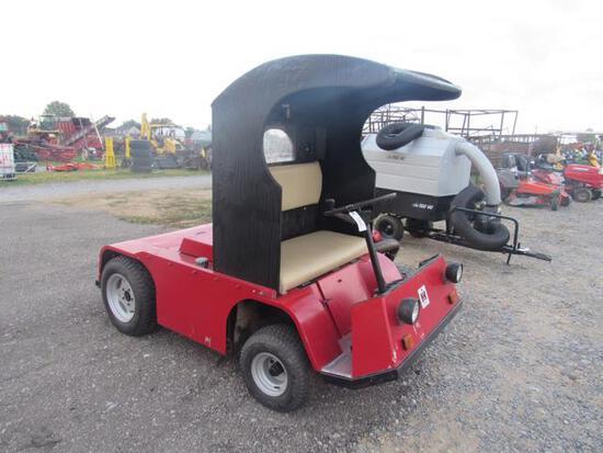 Golf Cart, Gas
