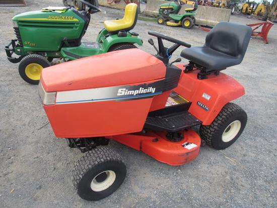 Simplicity 12.5 LTH Lawn Tractor