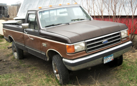 '90 Ford F250