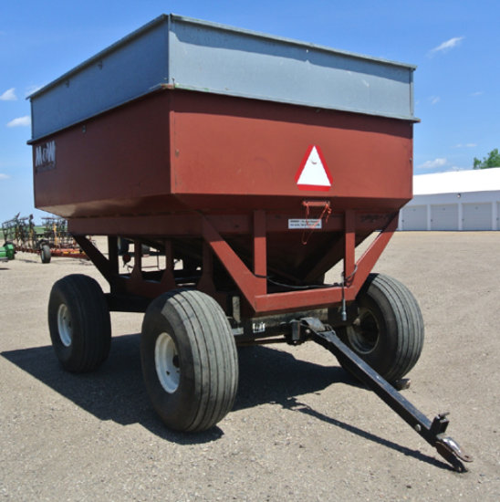 M&W 300 Bu gravity box