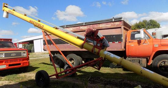 '06 Westfield WR 100-31 auger