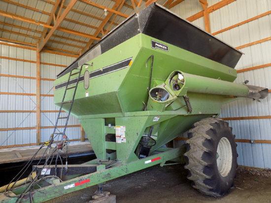 '00 Parker 614 grain cart