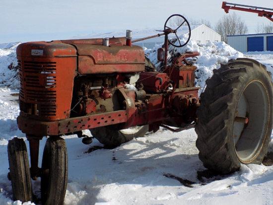 Farmall Super M, for parts
