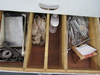 Contents of 9 drawers