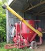 New Holland 352 grinder mixer