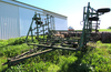 JD 1000 field cultivator w/ 3-bar harrow