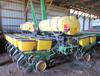 "JD 7200 planter, 12 x 30"" row w/ liquid nitro & JD 200 monitor"