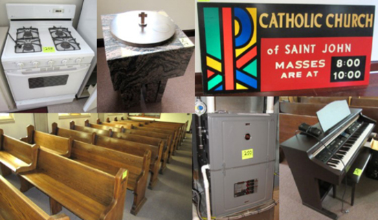 St. John's Catholic Church Online Auction
