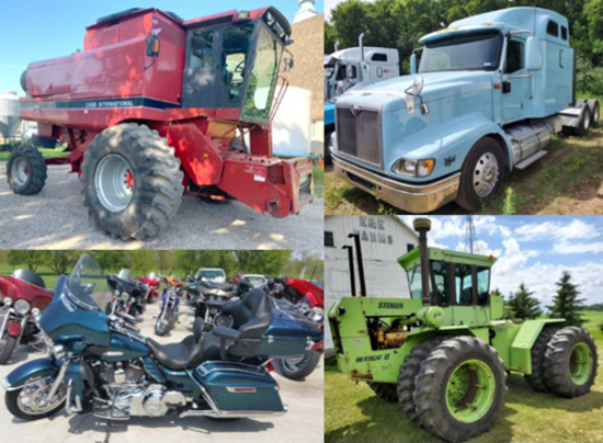 Summer Consignment Auction Ring 1: Simulcast