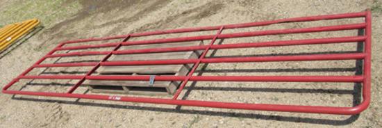"HW Brand 160"" livestock gate"