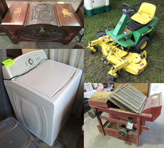 Summer Consignment Auction Ring 2: Online-Only