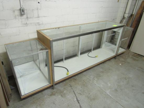 display cabinet, 10'
