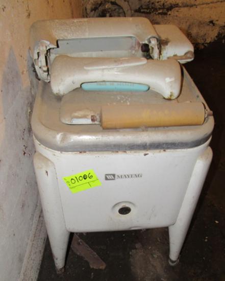 Maytag ringer washer
