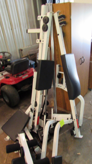 exercise weight bench