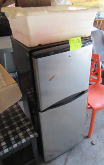Ewave mini-fridge, ramps