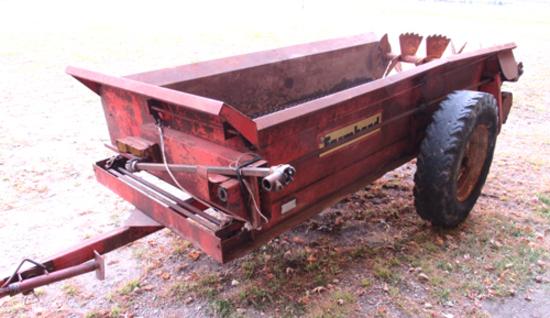 Farmhand speader