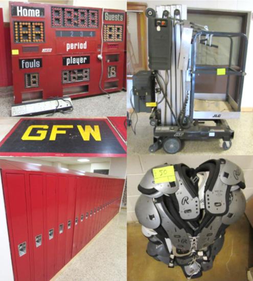 GFW School District Online Auction