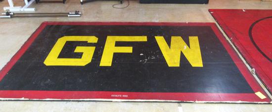 GFW mat
