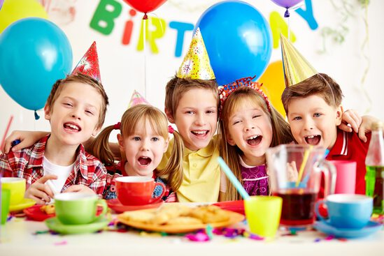 Child's Birthday Party Package