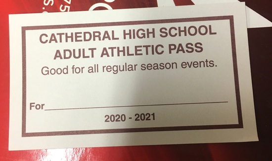 2 Person Lifetime Athletic Pass