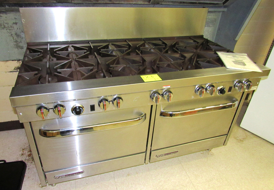 Southbend S60DD commercial gas range