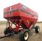 Parker 5250 gravity wagon, 550 bu