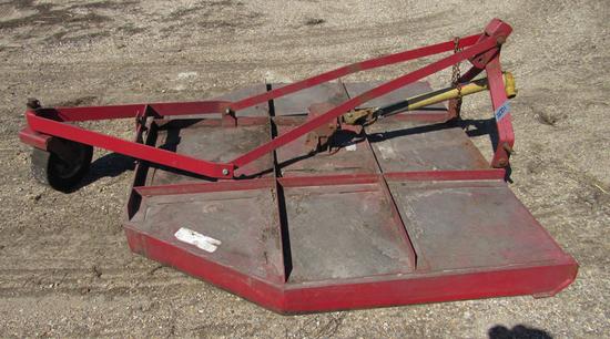 3pt rotary mower