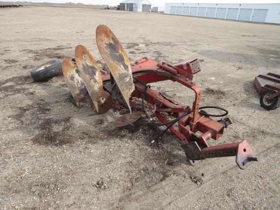 White 508 3-bottom plow
