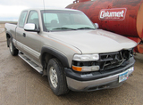 2000 Chevy 1500 with 4WD