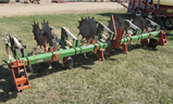 Glencoe 4-row cultivator