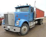1989 International 9300 grain truck