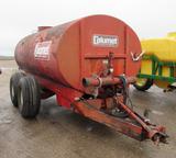 Calumet manure tank