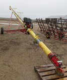 Westfield 55' auger with electric motor