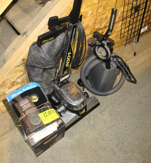 Kirby Vacuum set