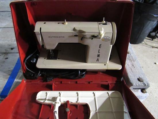 Elena sewing machine
