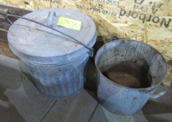 bin and bucket