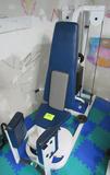 Life Fitness strength machine