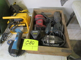 pile of misc tools