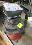 Shop-Vac and seat covers