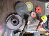 grinders and disc pads