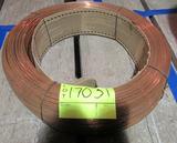 65 lb roll of copper wire