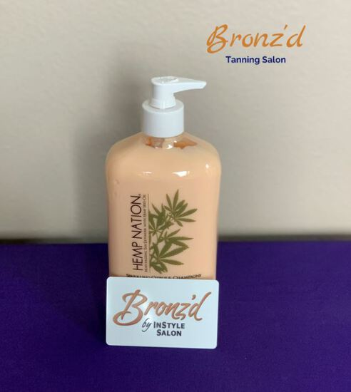 Bronz'd Tanning Package