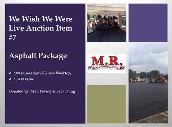 Asphalt Package